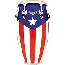 Matador Puerto Rican Flag Conga 11-3/4 in.