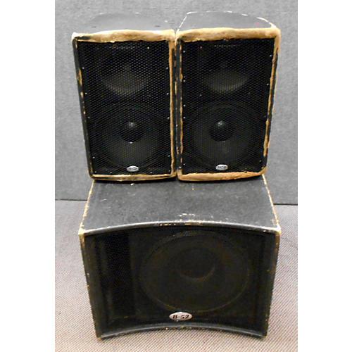 B-52 Matrix 1000 V2 700W Sound Package