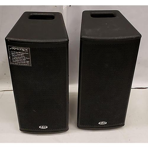 B-52 Matrix 200 Speaker Pair Unpowered Speaker