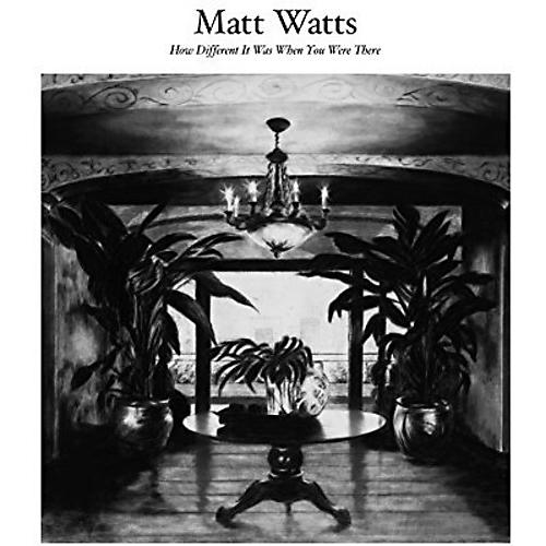 Alliance Matt Watts - How Different It Was When You Were There
