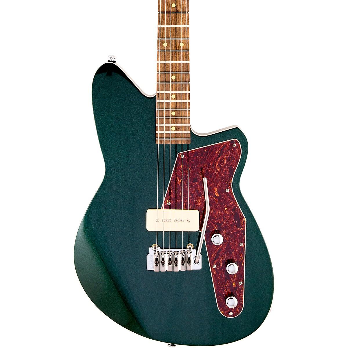 Reverend Matt West Signature Dark Roast Pau Ferro Fingerboard Electric Guitar
