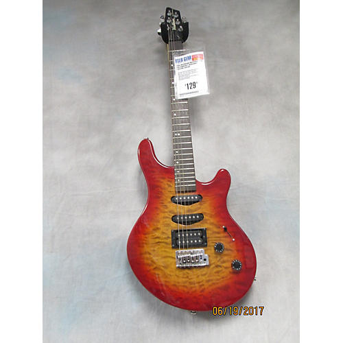 Washburn Maverick BT4Q Solid Body Electric Guitar