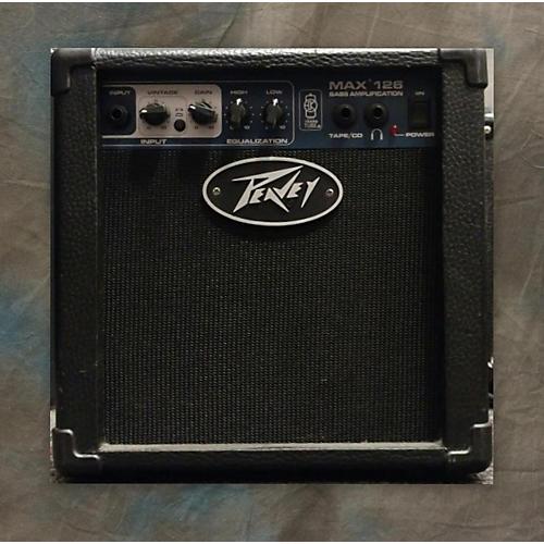 Peavey Max 126 1X6.5 10W Bass Combo Amp