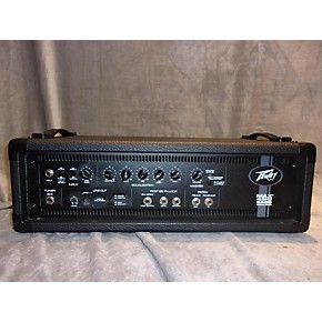 used peavey max 450 bass amp head guitar center. Black Bedroom Furniture Sets. Home Design Ideas