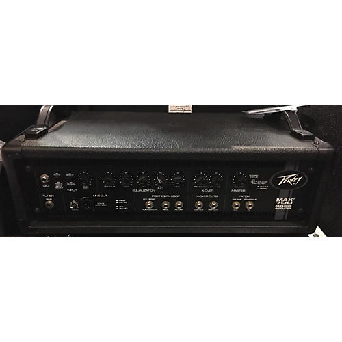 Peavey Max 700 Tube Bass Amp Head