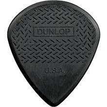 Dunlop Max Grip Jazz III Carbon Fiber Guitar Picks - 6 Pack