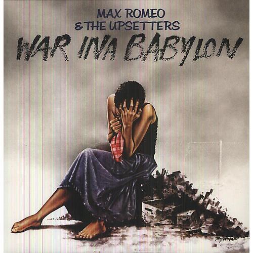 Alliance Max Romeo - War Ina Babylon