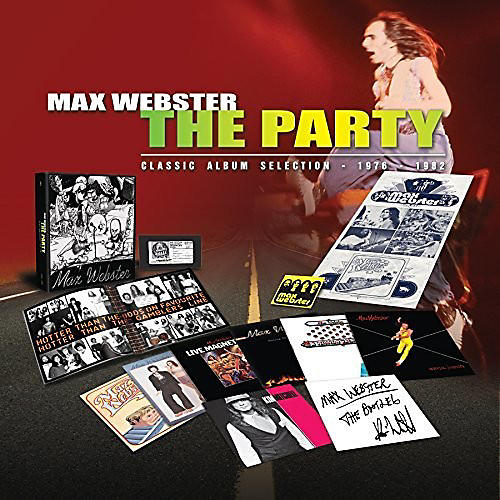 Alliance Max Webster - Party