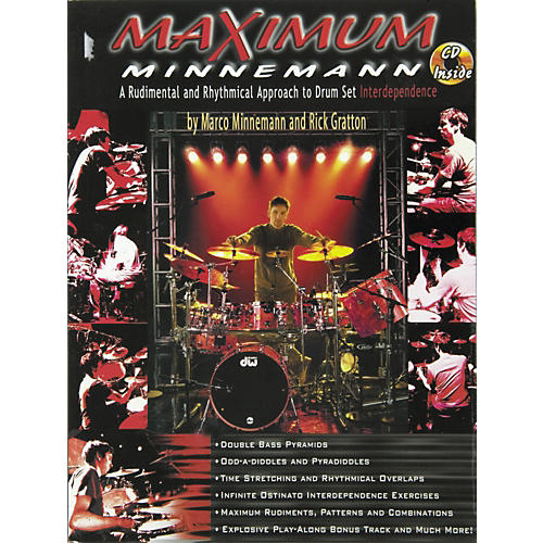 World Music 4all Maximum Minnemann DVD
