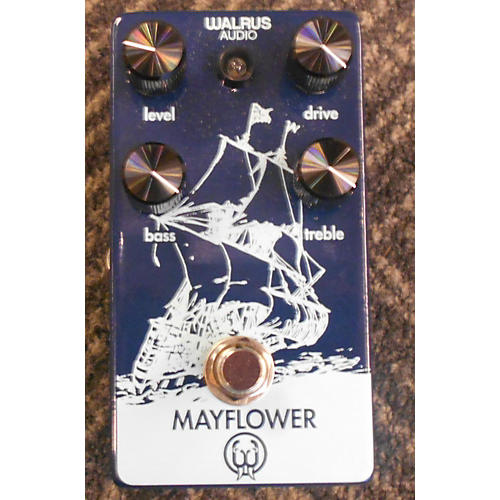 Walrus Audio Mayflower Effect Pedal