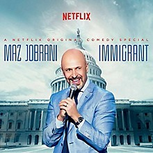 Maz Jobrani - Immigrant
