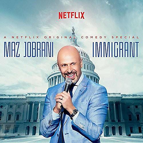 Alliance Maz Jobrani - Immigrant