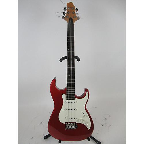 used greg bennett design by samick mb1 solid body electric guitar red guitar center. Black Bedroom Furniture Sets. Home Design Ideas