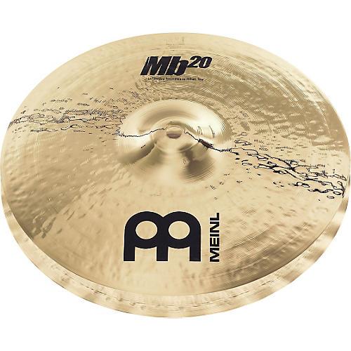 Meinl Mb20 Heavy Soundwave Hi-Hat Cymbals
