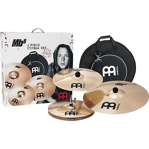 Meinl Mb8 Rock Cymbal Set