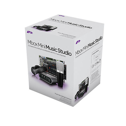 Avid Mbox Mini Music Studio