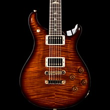 McCarty 594 Figured Maple 10 Top with Nickel Hardware Electric Guitar Black Gold Wrap Burst