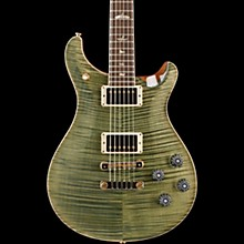 McCarty 594 Figured Maple 10 Top with Nickel Hardware Electric Guitar Trampas Green