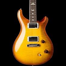 McCarty Carved Flame Maple Top Bird Inlays McCarty Sunburst