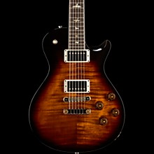 McCarty Singlecut 594 with Pattern Vintage Neck Electric Guitar Black Gold Burst
