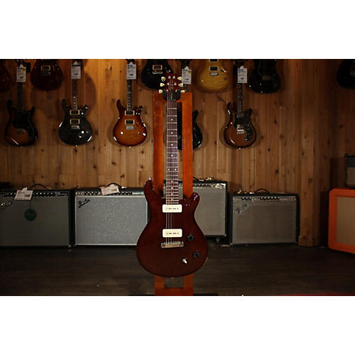 used prs mccarty solid body electric guitar mahogany guitar center