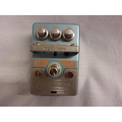 Guyatone Md M5 Micro Delay Effect Pedal