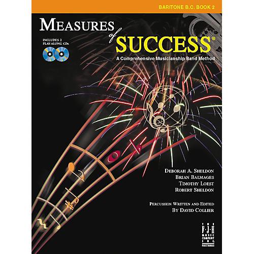 FJH Music Measures of Success Baritone B.C. Book 2