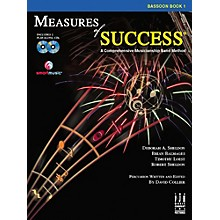 FJH Music Measures of Success Bassoon Book 1