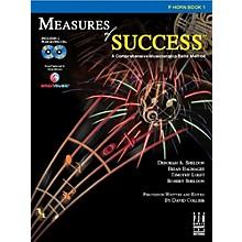 FJH Music Measures of Success F Horn Book 1