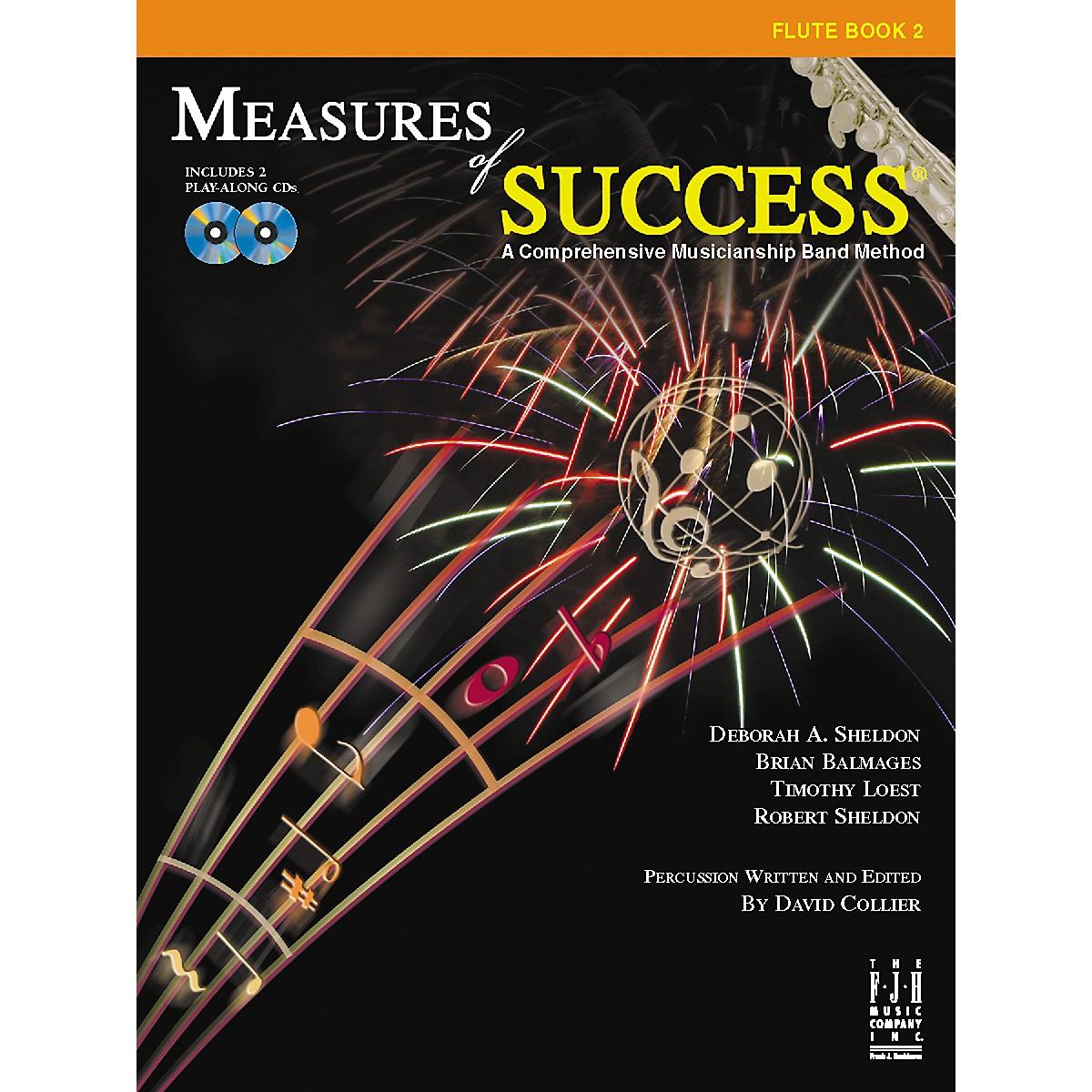 FJH Music Measures of Success Flute Book 2