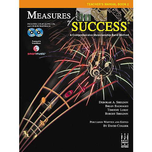 FJH Music Measures of Success Teacher's Manual Book 2