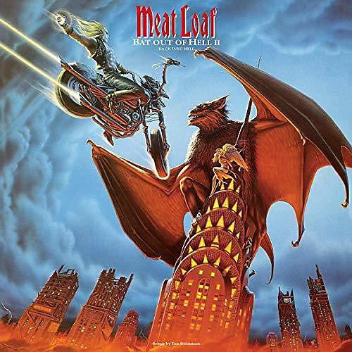 Alliance Meat Loaf - Bat Out of Hell II: Back Into Hell