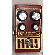 DOD Meatbox Subsynth Effect Pedal