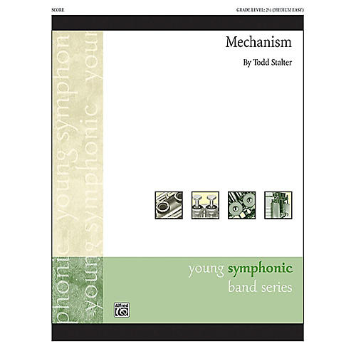 Alfred Mechanism Concert Band Grade 2.5 Set