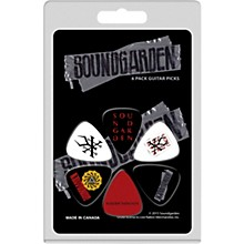Perri's Medium Celluloid Picks With Soundgarden Logo