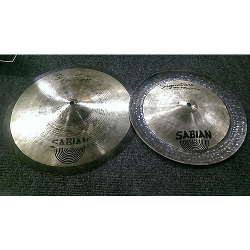 Sabian Medium Mike Portnoy Signature Max Stax Cymbal