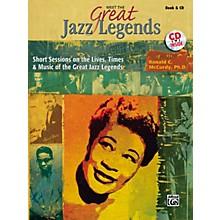 Alfred Meet the Great Jazz Legends Book/CD