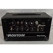 Polytone Mega Brute Solid State Guitar Amp Head