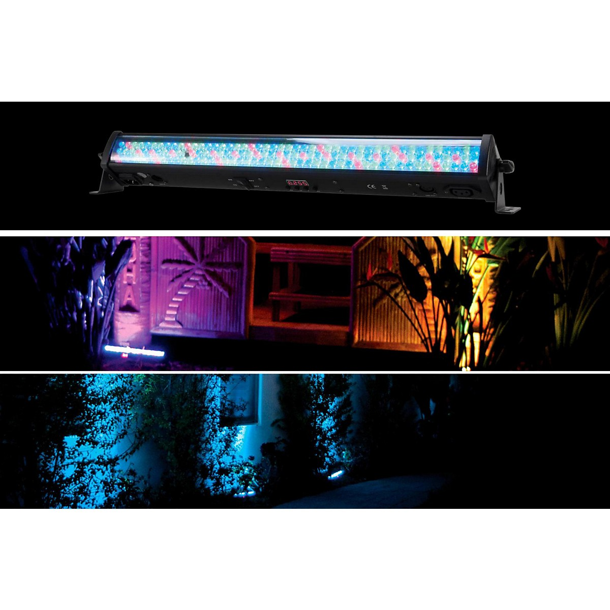 American DJ Mega Go Bar 50 RGBA Battery Powered LED Strip