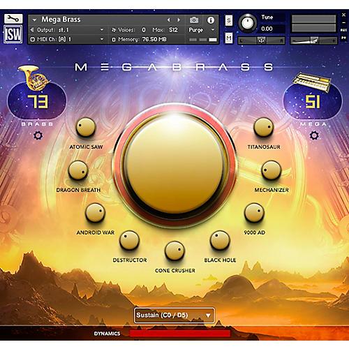 Impact Soundworks Megabrass (Download)