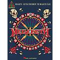 Hal Leonard Megadeth - Capitol Punishment The Megadeth Years Guitar Tab Book thumbnail