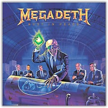 Megadeth - Rust In Peace Vinyl LP