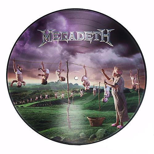 Alliance Megadeth - Youthanasia