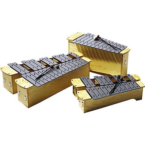 Sonor Orff Meisterklasse Deep Bass Metallophones