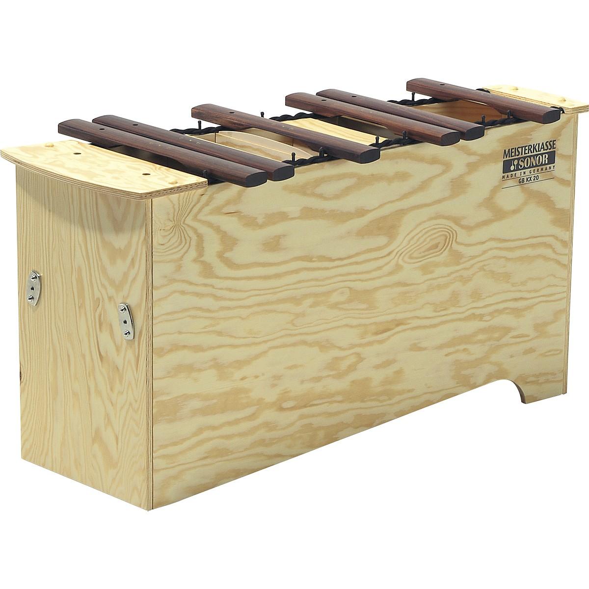 Sonor Orff Meisterklasse Deep Bass Xylophones