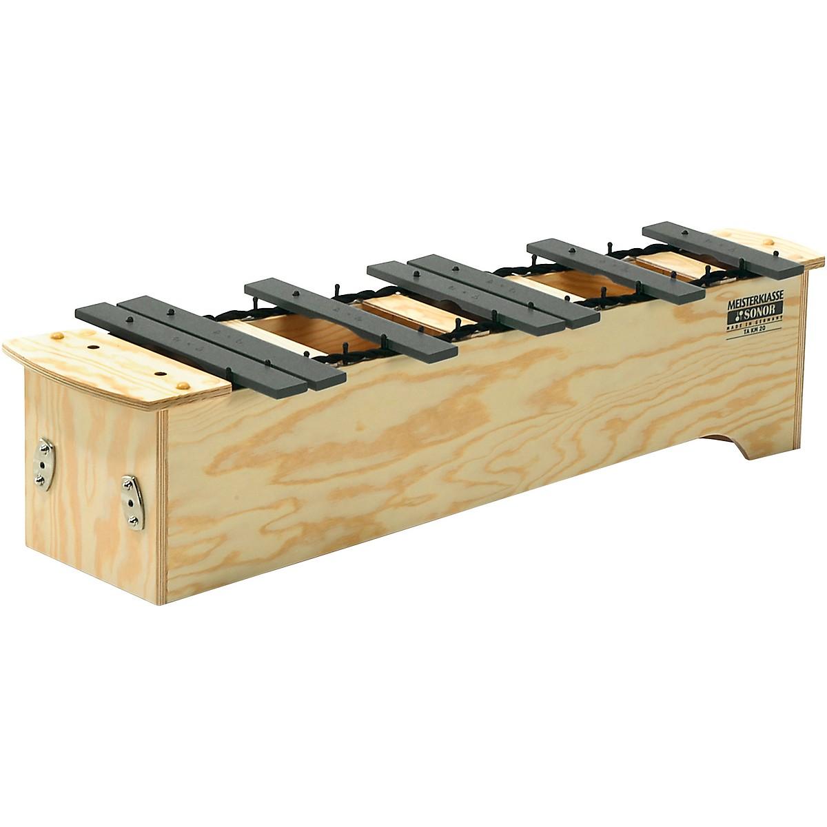 Sonor Orff Meisterklasse Tenor-Alto Metallophones