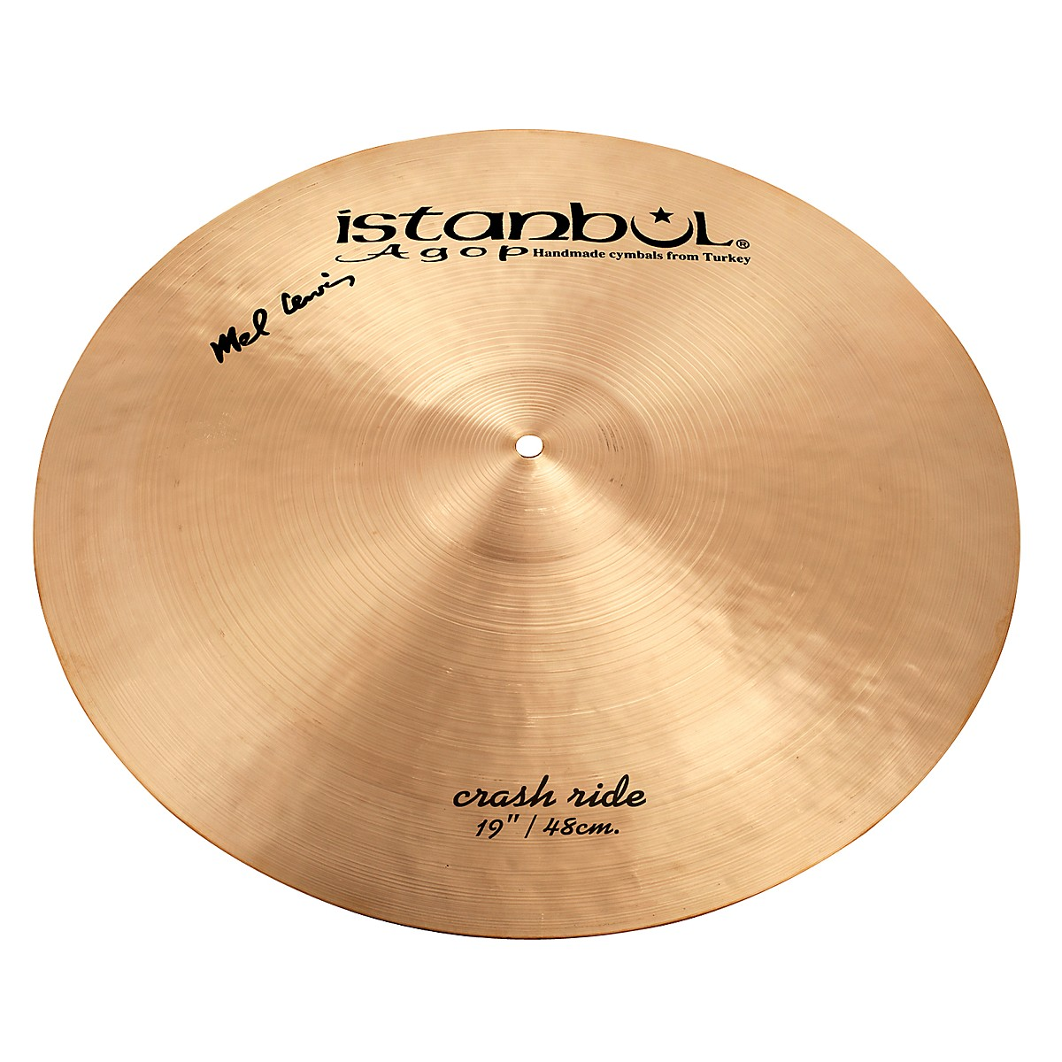 Istanbul Agop Mel Lewis Ride Cymbal