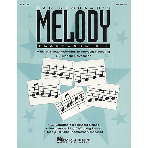 Hal Leonard Melody Flashcard Kit