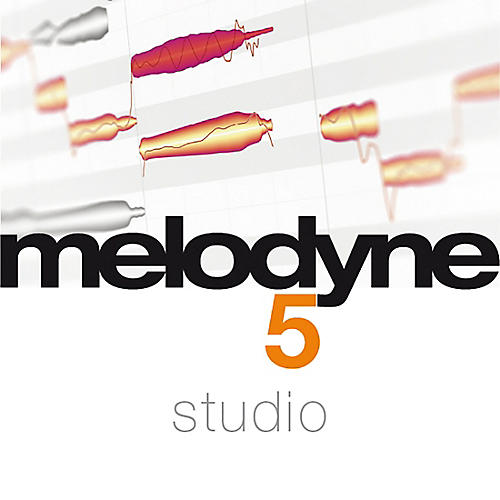 Celemony Melodyne 5 Studio (Software Download)