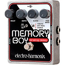 Electro-Harmonix Memory Boy Delay Guitar Effects Pedal Level 1